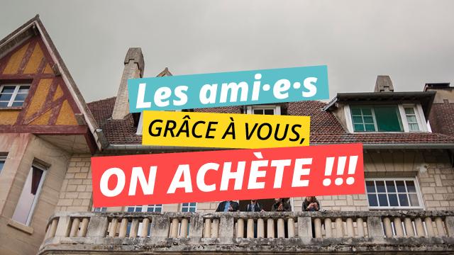 500 JOURS APRÈS, MISSION ACCOMPLIE !